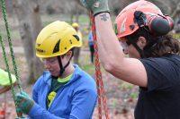 11 field day climbing 4 200x133 - Bartlett Women in Arboriculture