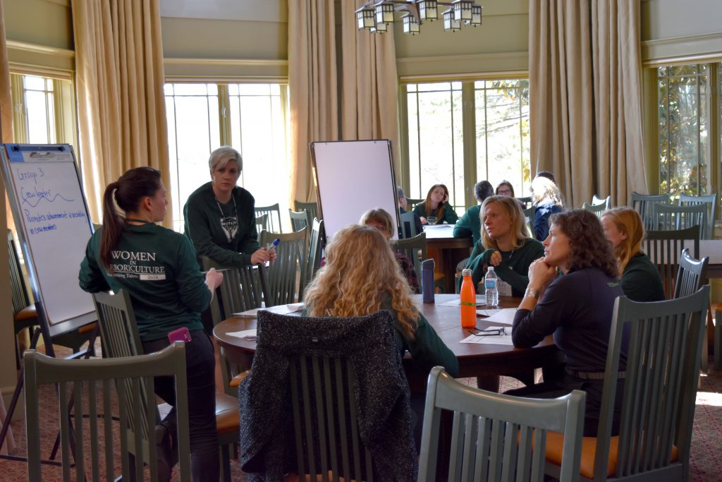16 strategizing 1 1024x683 - Bartlett Women in Arboriculture