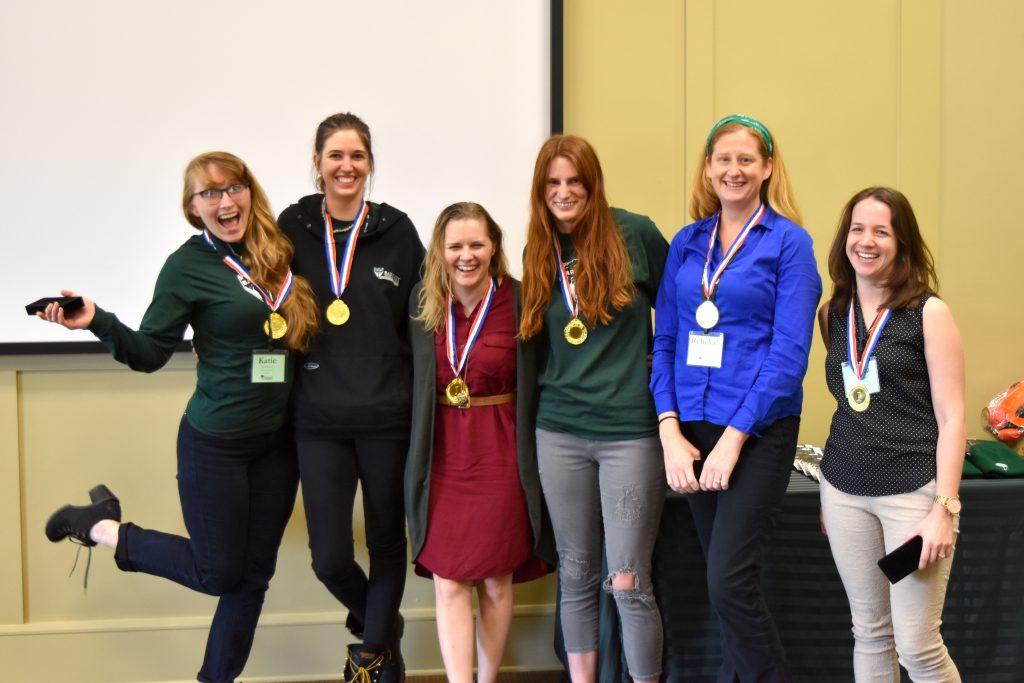 18 olympics winners 1024x683 - Bartlett Women in Arboriculture