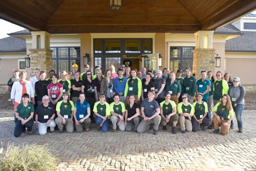 1 group shot 1024x683 - Bartlett Women in Arboriculture