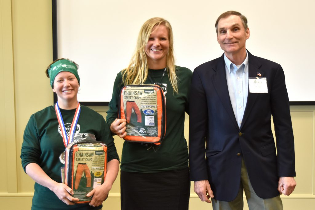 20 tree felling recognition 1024x683 - Bartlett Women in Arboriculture