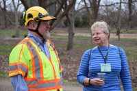 4 networking instructors and guests 200x133 - Bartlett Women in Arboriculture