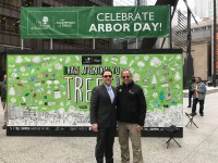 Chicago Downtown 200x150 - Arbor Day and Earth Day 2017