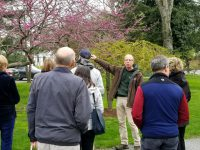 Earth Day 219 Stamford Tree Walk 200x150 - Arbor Day and Earth Day 2019