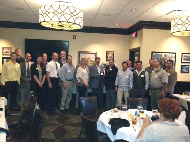 Indianapolis Tree Safety Award Dinner