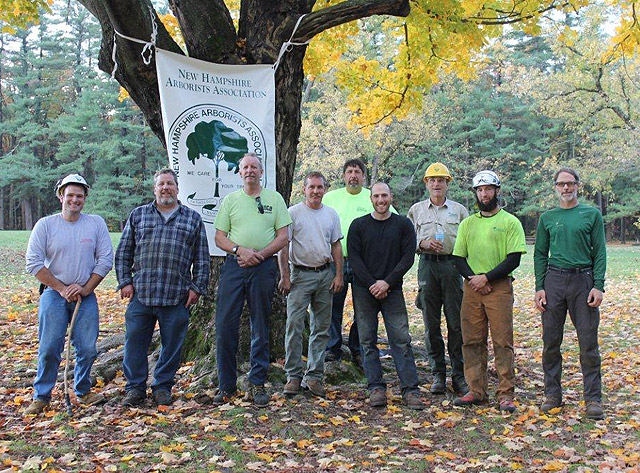 NHAA Fall Workday 1 - New Hampshire Arborists Association Fall Workday