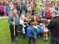 Northbrook Charter School 200x150 - Arbor Day and Earth Day 2017