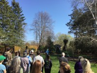 Seekonk Salve Regina 200x150 - Arbor Day and Earth Day 2017