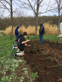 arbor day danbury green chimneys 2016 a 200x267 - Arbor Day and Earth Day 2016