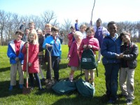 arbor day northbrook il 2016 a 200x150 - Arbor Day and Earth Day 2016