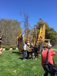 arbor day seekonk salve regina 2016 a e1462571541540 200x267 - Arbor Day and Earth Day 2016