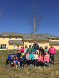 arbor day st michaels 2016 d 200x267 - Arbor Day and Earth Day 2016