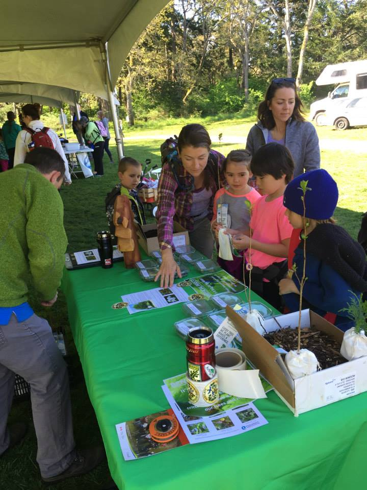 highrock park - Arbor Day and Earth Day 2015