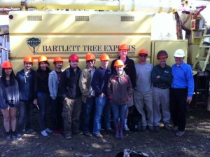 photo 300x224 - SUNY College of Environmental Science and Forestry at Syracuse Introduction to Arboriculture Class
