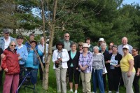 south plainfield Rossmoor 200x133 - Arbor Day and Earth Day 2017
