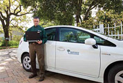 Bartlett Tree Experts Prius Hybrid