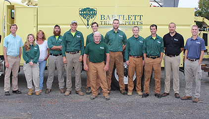 Bartlett tree experts tree service and shrub care in leesburg va for Leesburg flower and garden show 2017