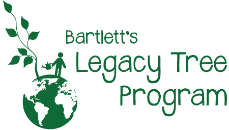 The Bartlett Legacy Tree Program