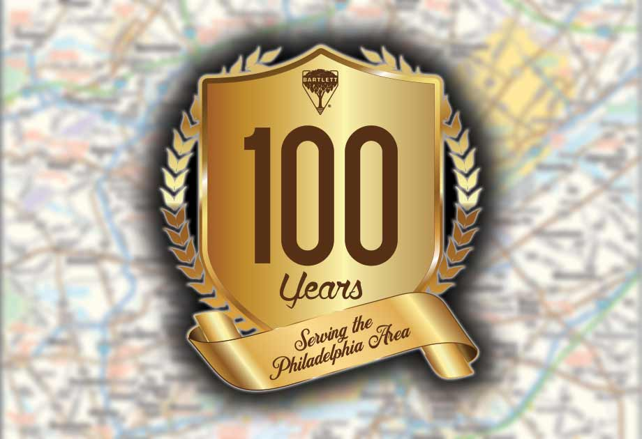 Serving the Philadelphia Area for 100 Years