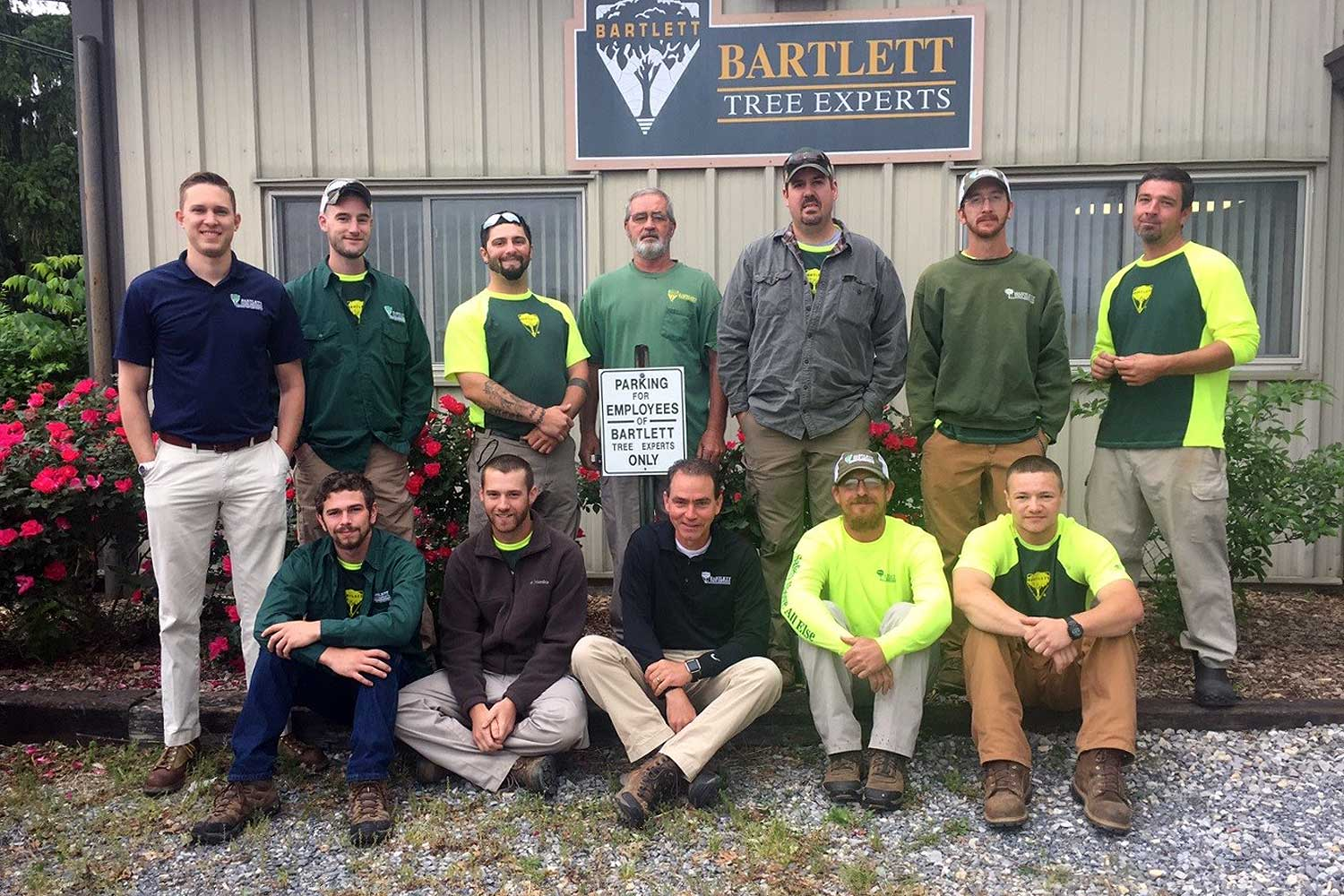 bartlett tree experts  tree service and shrub care in chambersburg  pa