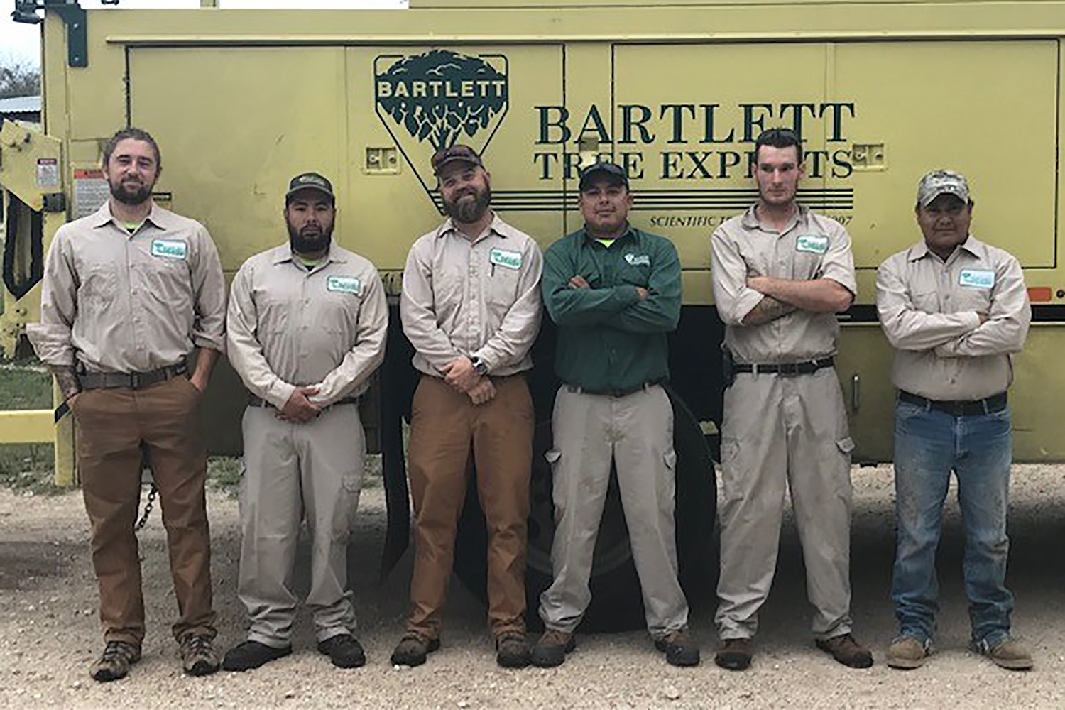 Bartlett Tree Experts: Tree Service and Shrub Care in New Braunfels, TX