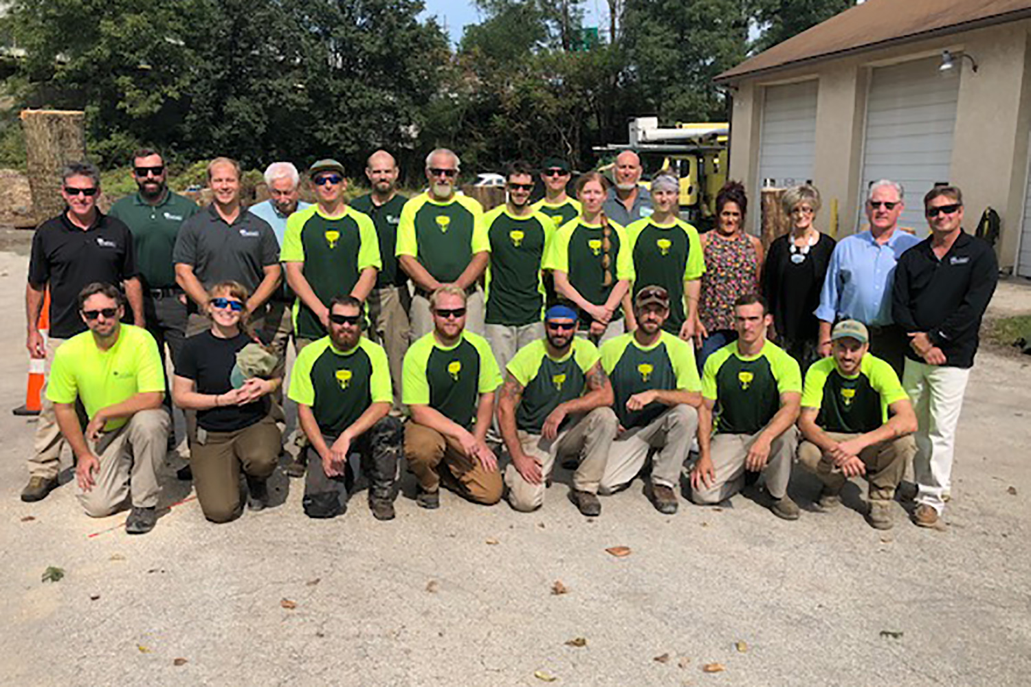 bartlett tree experts  tree service and shrub care in west